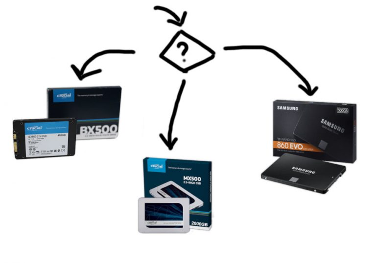 how to choose SSDs 2